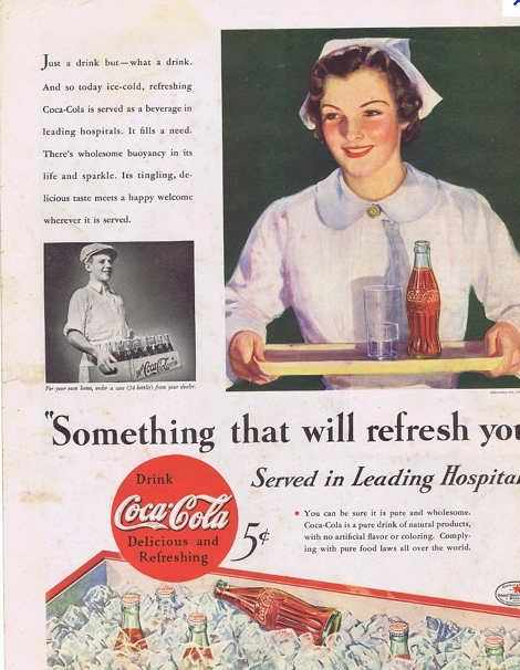 Nurse_serving_Coke_on_tray_served_at_Leading_hospitals.jpeg