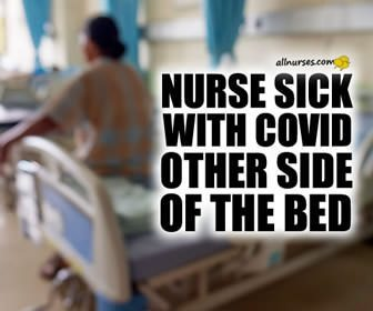 My Covid Story: From the Other Side of the Bed